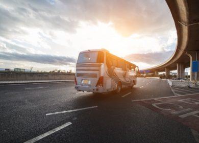 Автобусное сообщение между ЛНР и РФ возобновлено